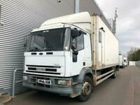 2002 IVECO SUPER CARGO ELECTRIC LIFT TRUCK GOOF MILEAGE FOR AGE - GOOD CONDITION for sale  Birmingham, West Midlands