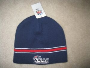 New England Patriots Youth Winter Hat
