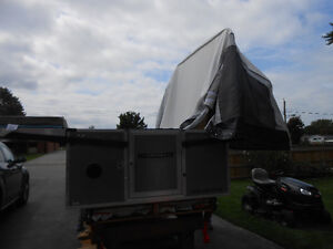 Portable truck camper London Ontario image 3