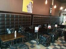 PU Leather/ Timber Cafe Resturant/ Reception Wall Panels- DECOR - Smithfield Parramatta Area Preview