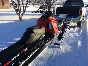 Huge sale on all Snowmobile/ATV loading ramps!  Call Cooper's!