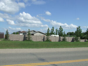 Vacant Residential Lot with Building