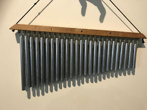 Professional double-row 50-Bar chimes from Hyderabad India!