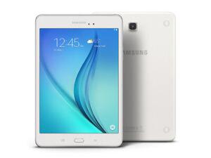 """Samsung Galaxy Tab A 9.6"""" Tablet w/ Warranty & Charger"""