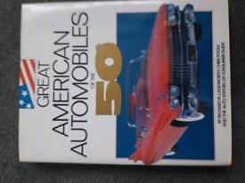 American Automobiles Book.