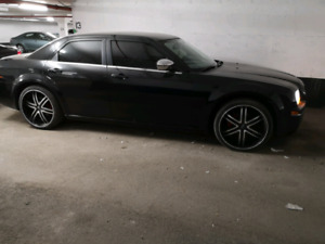 """Chrysler 300 Touring With 24""""Rims"""