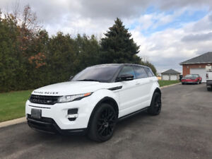 2013 Land Rover Range Rover Evoque Dynamic SUV, Crossover