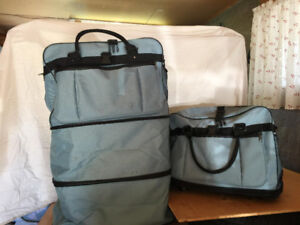 Large collapsible bag