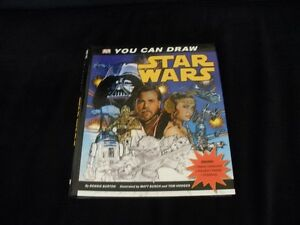 Star Wars Drawing Book