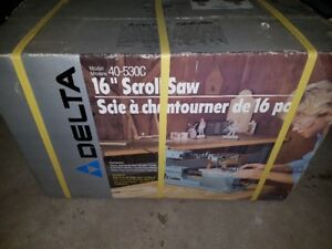 For sale Scroll Saw - new