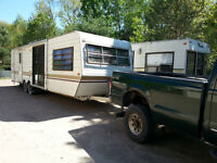 UNWANTED TRAILER REMOVAL