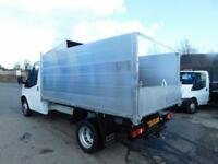 FORD TRANSIT 2.2TDCI MWB TIPPER OR LWB DOUBLECAB ARBORIST CONVERSION