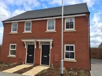 2 bed new build up for swap/house exchange