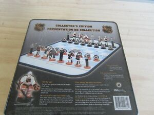 NHL ALL STAR COLLECTOR'S EDDITION CHESS GAME Peterborough Peterborough Area image 2
