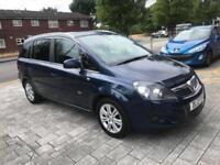 Vauxhall/Opel Zafira 1.7CDTi 16v ecoFLEX ( 110ps ) 2012MY Design