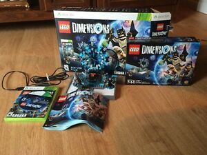 JEUX XBOX 360 LEGO DIMENSION