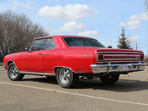 1965 Chevrolet Malibu SS 2 Door Sport Coupe [REDUCED]