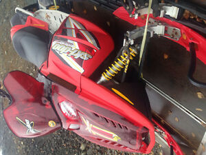Parting out  rev ski-doo and zx lots of parts St. John's Newfoundland image 10