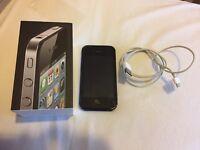 iPhone 4, Black,8GB