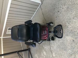 Motorized Riding Chair still available