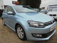 2011 11 VOLKSWAGEN POLO 1.2 BLUEMOTION TDI 5D 74 BHP DIESEL LOW MILAGE ONLY 33K