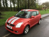 2007 Suzuki Swift 1.5 GLX-full service history-February 2019 mot-exceptional first car