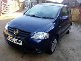 Volkswagen Fox 1.4 1 Previous Owner 74K From New FSH 1 Year MOT