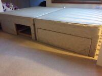 Divan Double Bed Base ***FREE***
