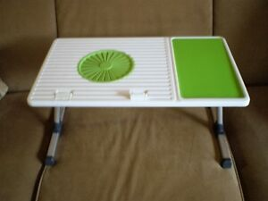 LAP TOP TABLE  WITH FAN