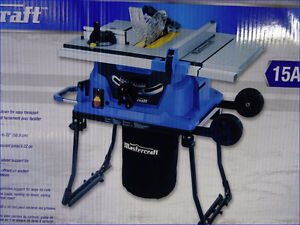 TABLE SAW, 10 in, NEVER USED