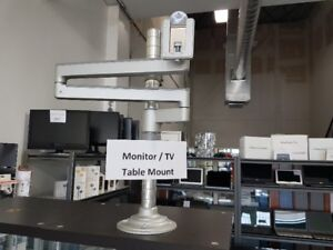Humanscale Adjustable Monitor Mount  clearance price $60
