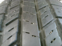 205 75 R15 General Ameri GS60 All season tires