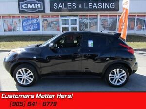 2014 Nissan JUKE SV AWD  - Low Mileage