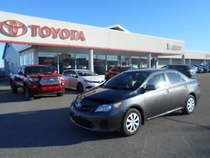 Toyota Corolla CE   AVEC AIR   18007KM 2013