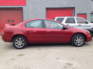 2004 Dodge SX 2.0 Neon Sedan..Mint Condition! Only $2450