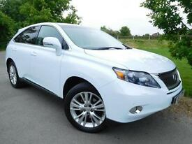 2010 Lexus RX 450h 3.5 SE I 5dr CVT Auto Full Lexus SH! Heated Seats! 5 door...