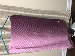 Excellent used condition pashmina shawls