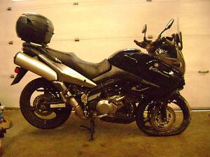 2008 Suzuki V Strom 1000 Frame For Sale $1200 Rear Wheel Tank