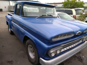 1960 Chevy Apache 10 * listing for a friend*