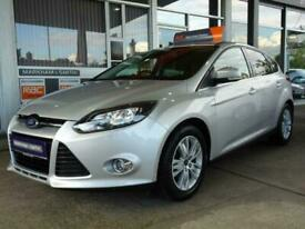image for 2014 Ford Focus TITANIUM NAVIGATOR TDCI 115 One Owner FFSH 5 Stamps (Gates Of He