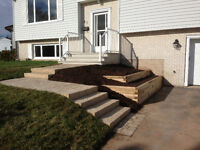 Hardscape installer with experience