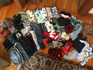 Boys Size 12-18 month Clothing Lot