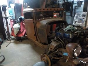 '29 FORD TRUCK (RATROD PROJECT)