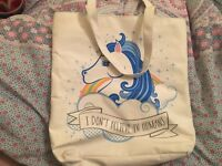 Fab condition large tote bag