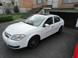 Top of the line Chevrolet Cobalt 2009, auto, sunroof, air,low km