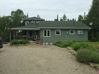 The Bruce Retreat waterfront cottage rental *NEW PRICING*