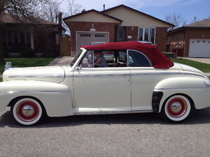 1947 Ford Coupe Convertible Resto-Mod