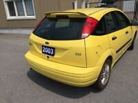 2003 FORD FOCUS ( LOW KMS )