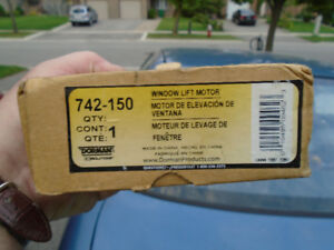 Window motor for a 1997 Grand Am , new in box, never been used.