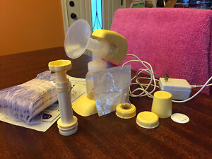 Medela single battery/electric breast pump
